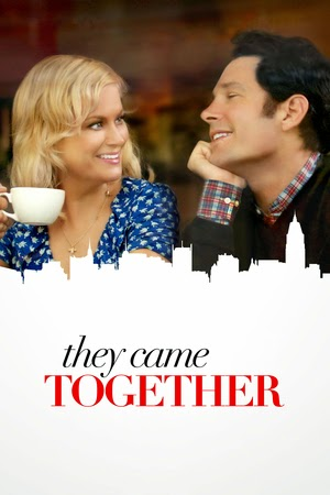 Poster They Came Together 2014