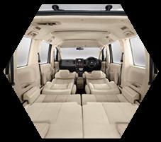 Reclining Seat Mitsubishi Delica