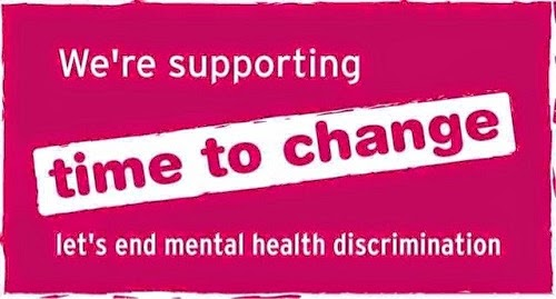Skibz, Supporting Time To Change and Mums With Mental Health Issues