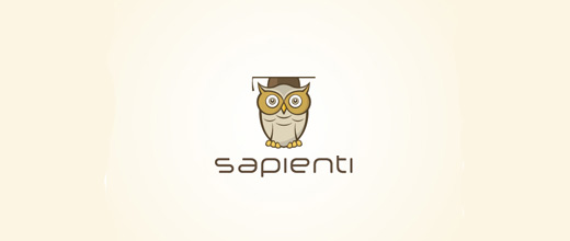 Creative Owl Logos For Inpiration