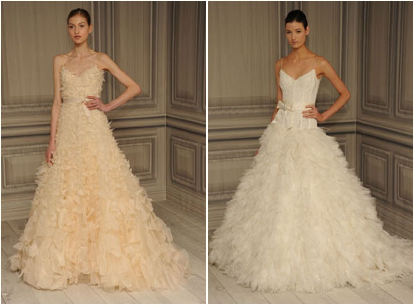 Bridal Market Bits | Monique Lhuillier Spring 2012 Collection ...