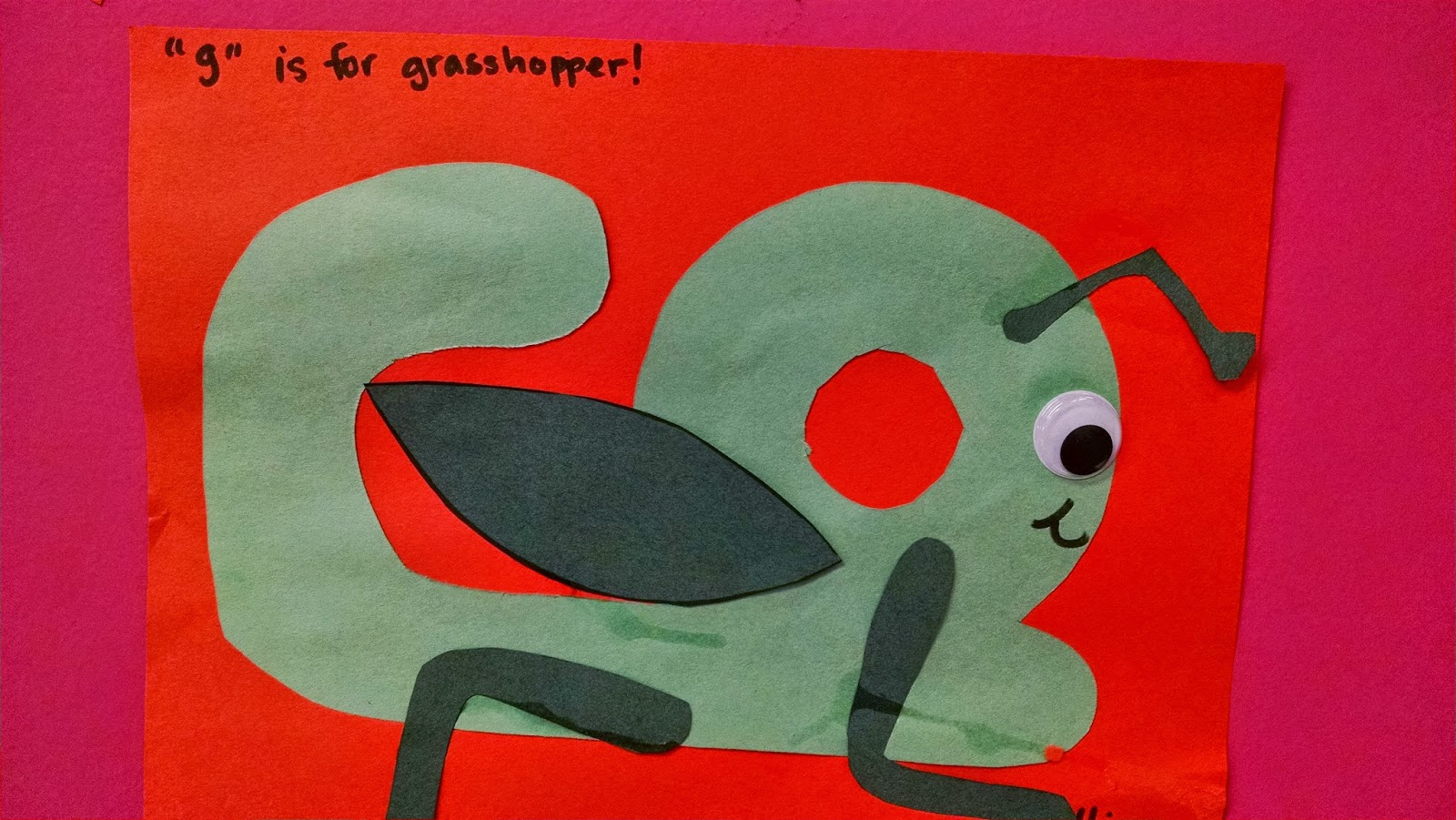 g is for grasshopper daycares