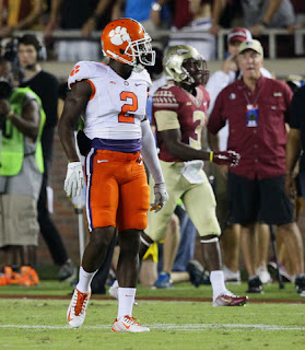 Clemson CB Mackensie Alexander proclaims himself the best corner in college.