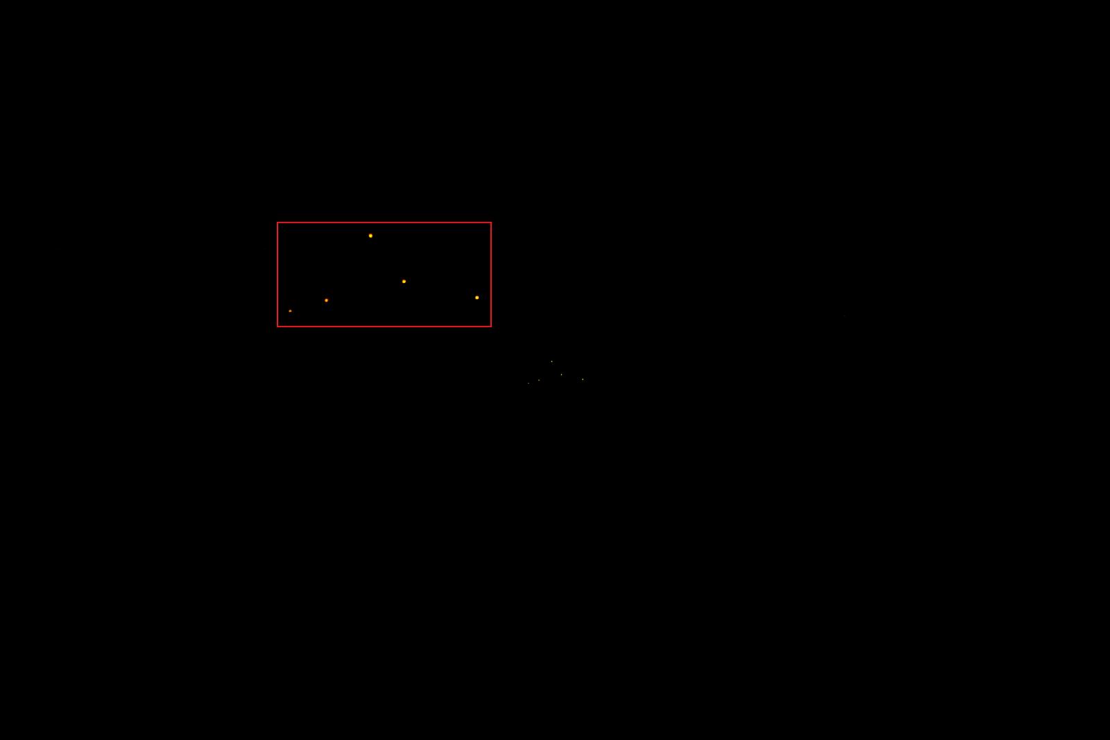 ufo triangle