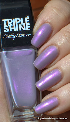 Sally Hansen Drama Sheen