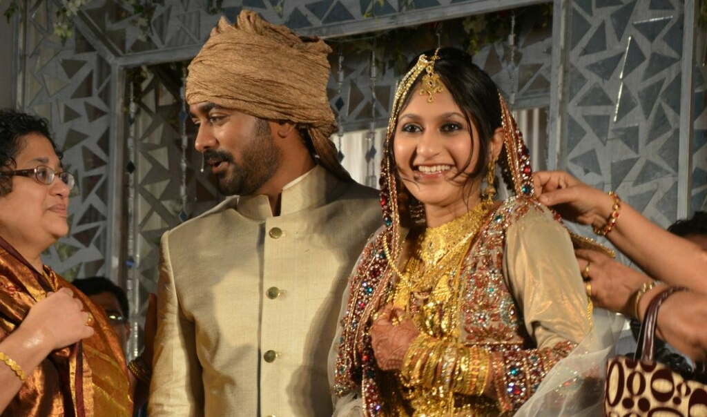 Film actors marriage videos of celebrities