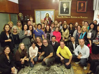 Ano de 2012 - I Colóquio nacional de Filosofia Clínica. Hospital em Porto Alegre/RS