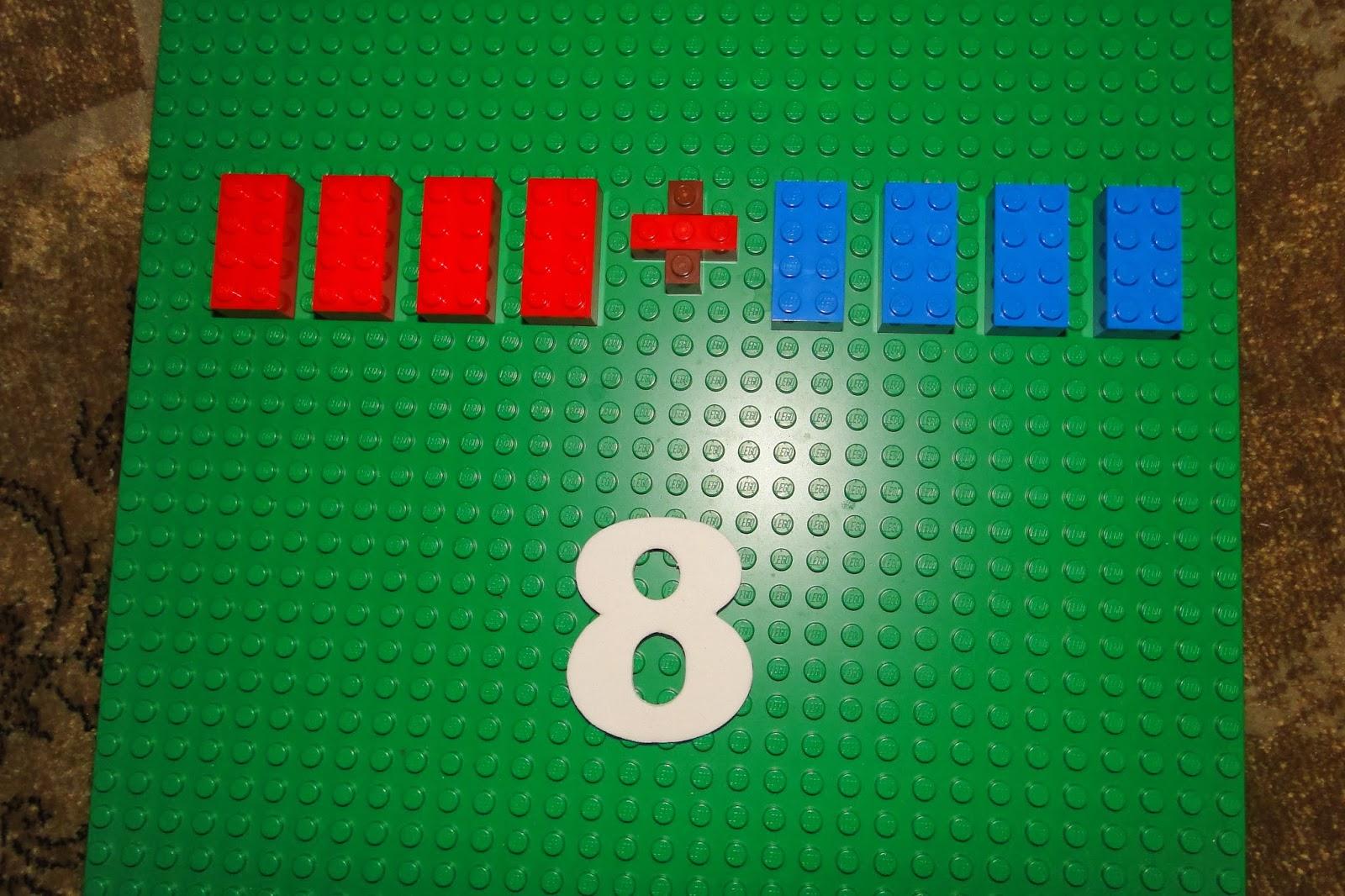 lego e matemática