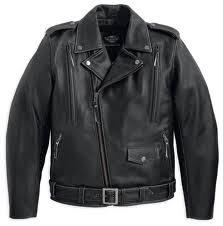 Jual Jaket Kulit Garut Harley Davidson