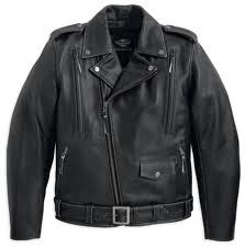 Motor Leather Jacket