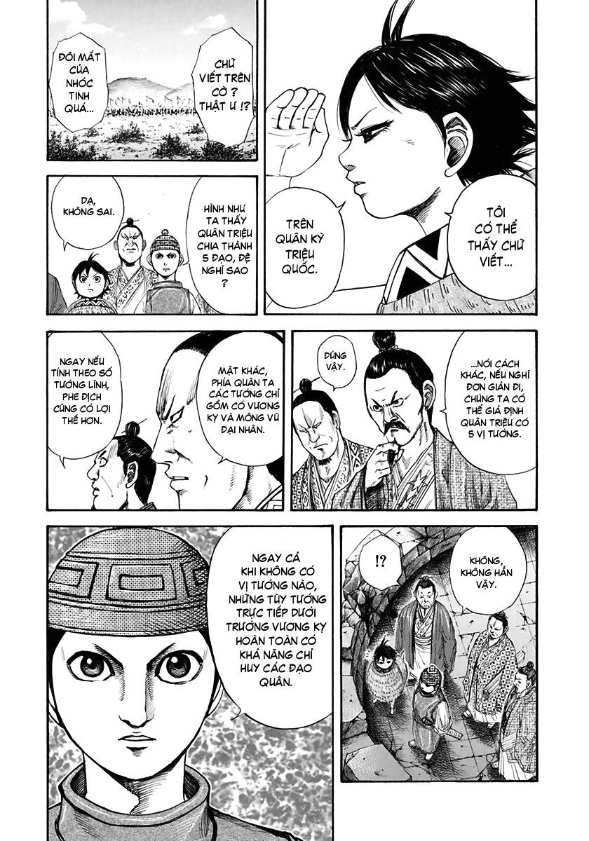 Kingdom – Vương Giả Thiên Hạ (Tổng Hợp) chap 118 page 12 - IZTruyenTranh.com
