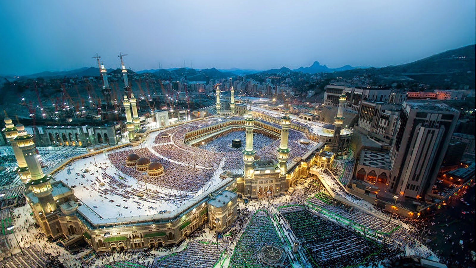 Group Of Hd Makkah Wallpapers