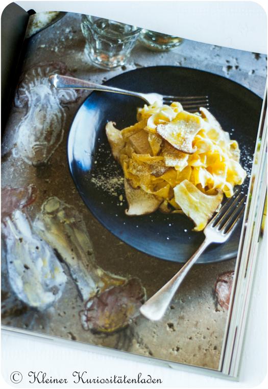 Pasta - eine Kunst von Lucio Galletto und David Dale