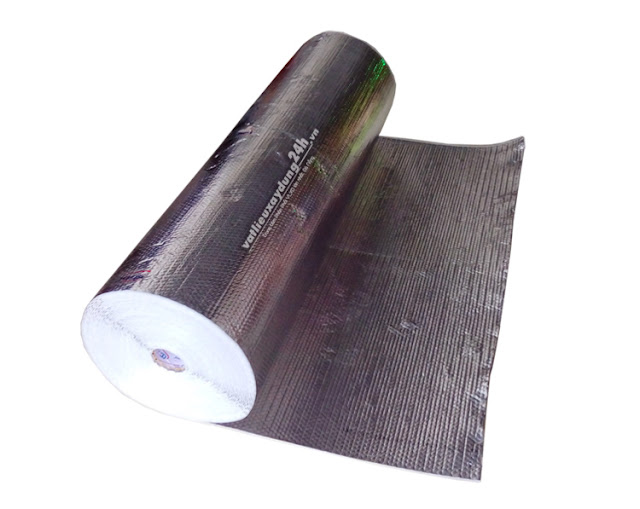 Tấm túi khí cách nhiệt chống nóng mái tôn P2