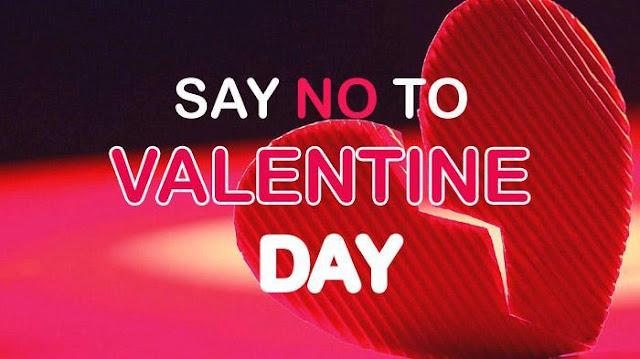 Dilarang Rayakan Hari Valentine