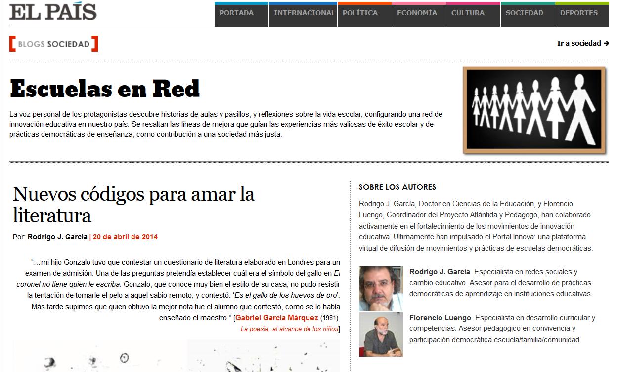 http://blogs.elpais.com/escuelas-en-red/2014/04/nuevos-c%C3%B3digos-para-amar-la-literatura.html