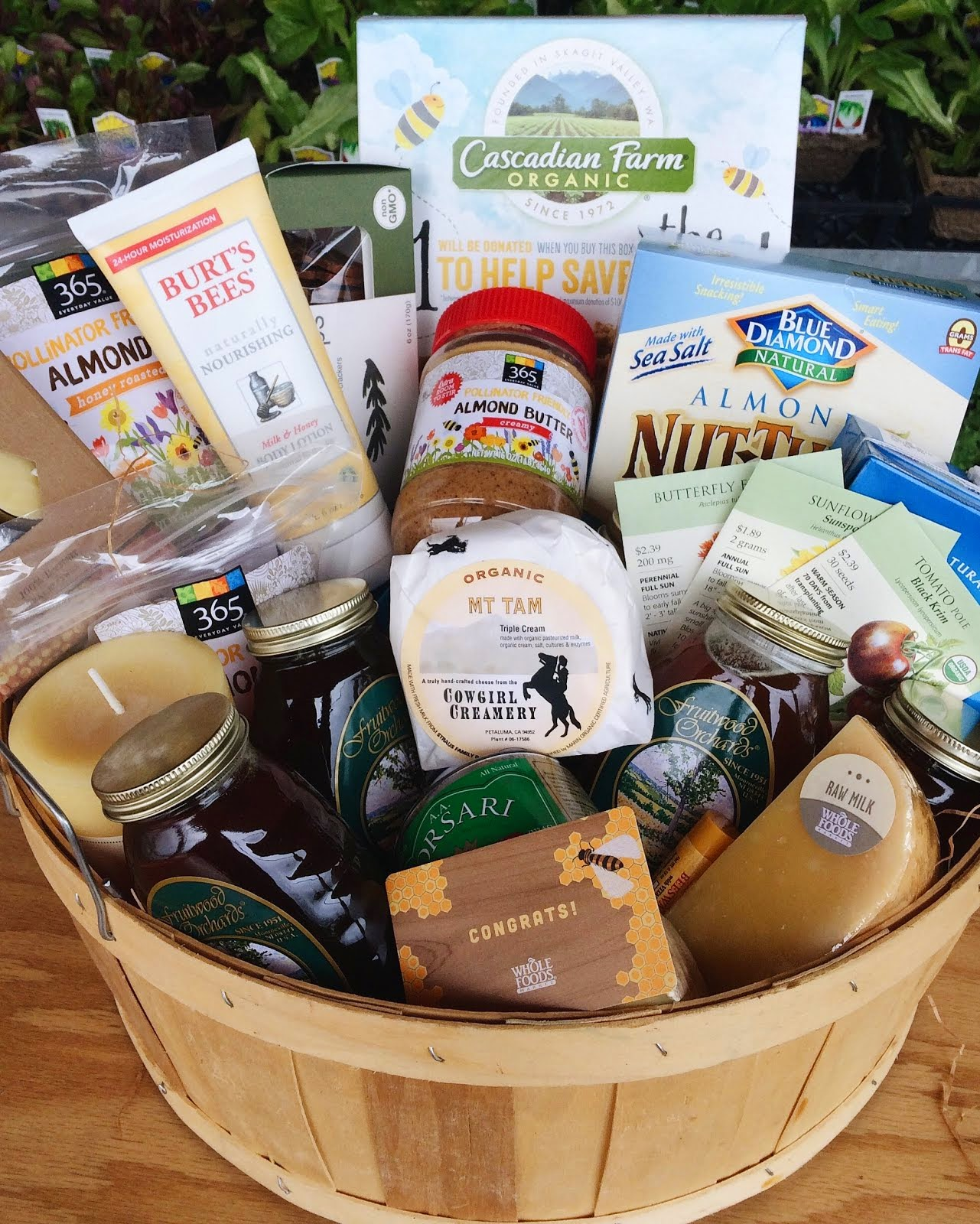 Whole Foods Market Gift Basket Giveaway $250 Value products and gift card