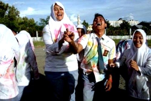 Pengumuman Kelulusan Ujian Nasional. Kotabumi Lampung Utara