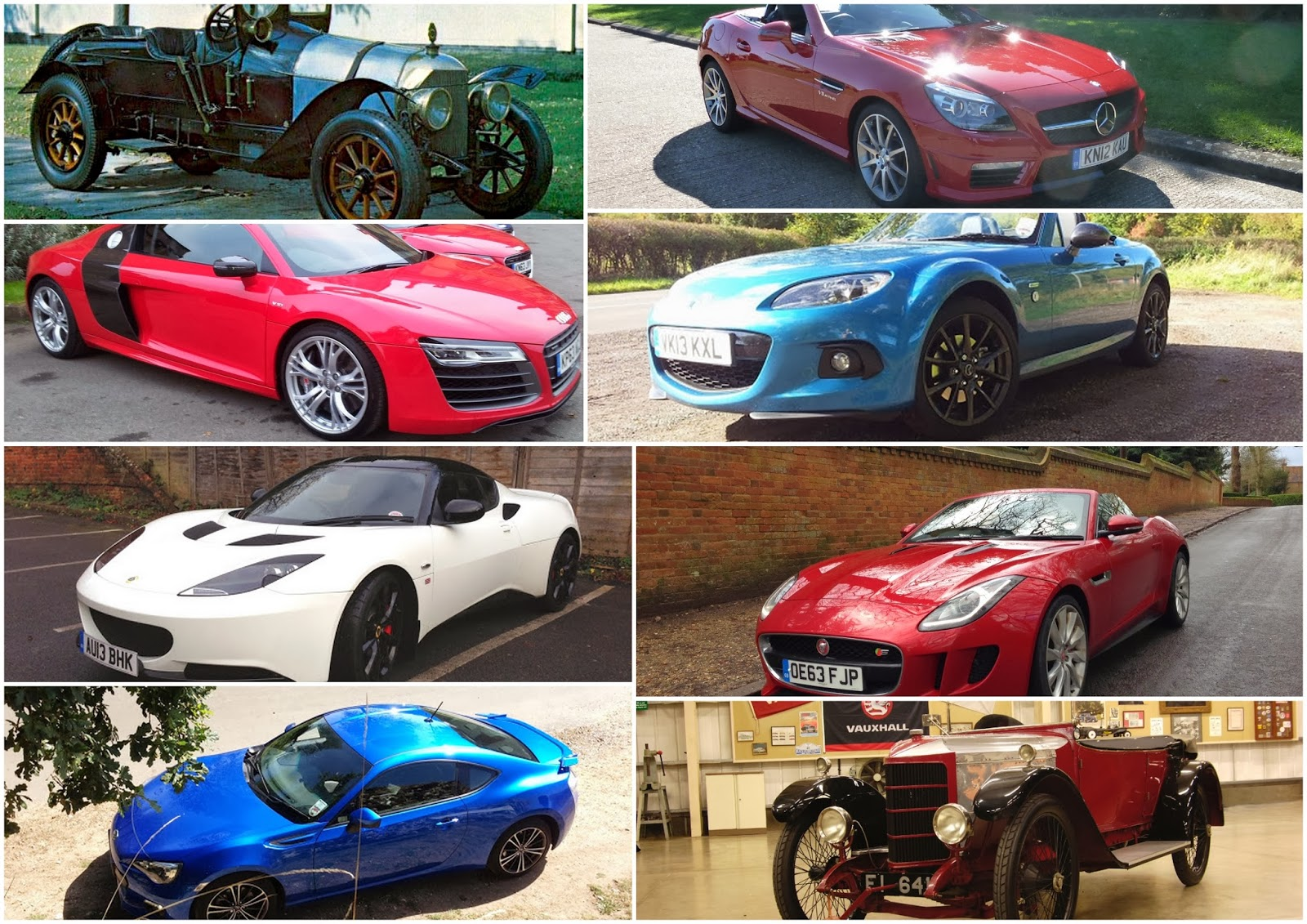 Speedmonkey Why Sports Cars Are Ace Vauxhall Car The First Was Arguably A In 1910 Motors Built Three Versions Of Called C 10 Which Designed To Run Prince