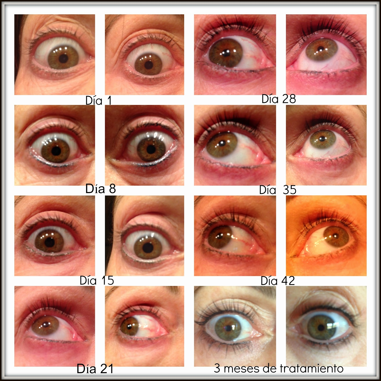 M2 Lashes Beauty - Tratamiento alargar pestañas - Pestañas largas