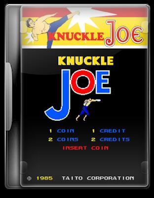 Knuckle Joe Arcade