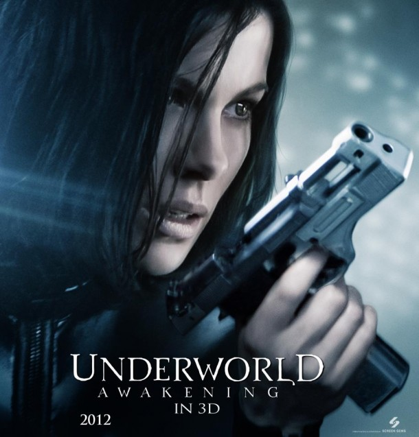 FILM Underworld: Awakening 2012