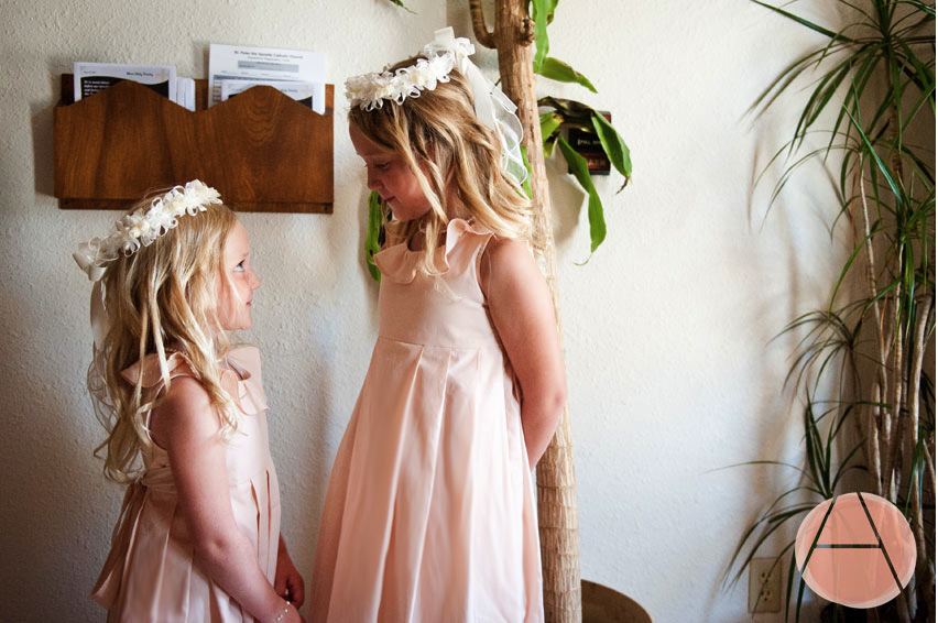 real weddings flower girl dresses photos