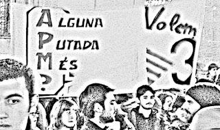 Pregunta oportuna en la plaça de la Mare de Déu de València