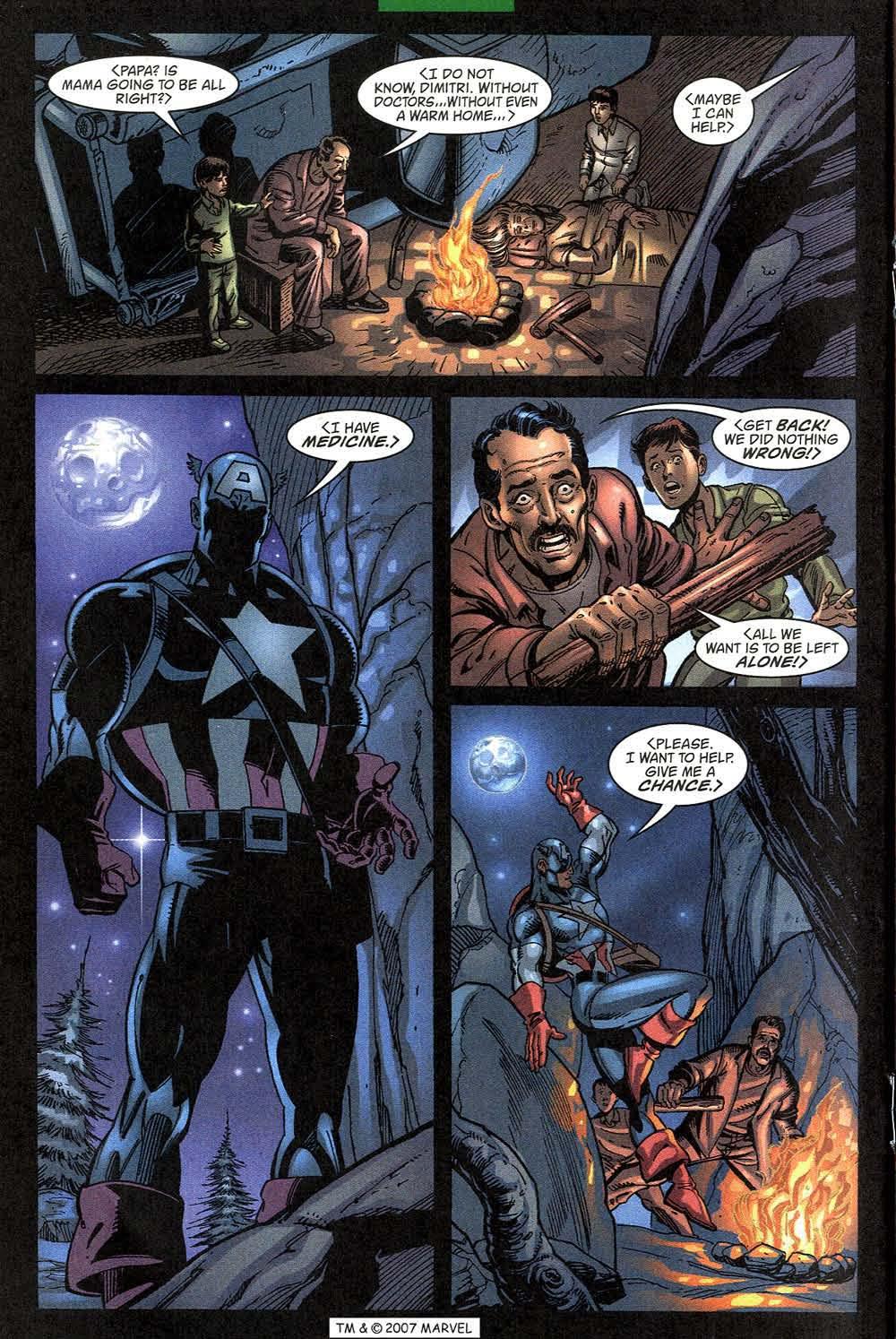 Captain America (1998) Issue #42 #49 - English 18