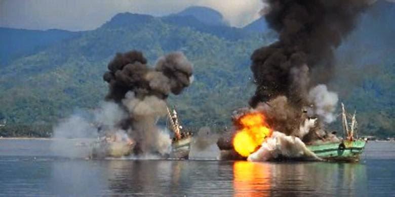 Kekayaan Laut Melimpah, Indonesia Tak Pantas Punya Utang