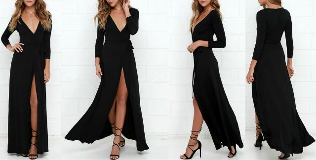 LONG DRESSES OASAP