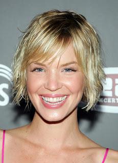 Short hairstyle Inspiration From Celebrity Ashley Scott