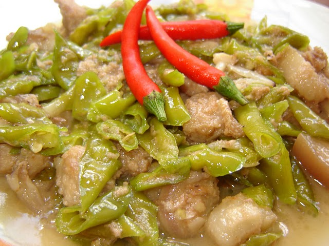 The Hot And Spicy Bicol Express The Belly Talks