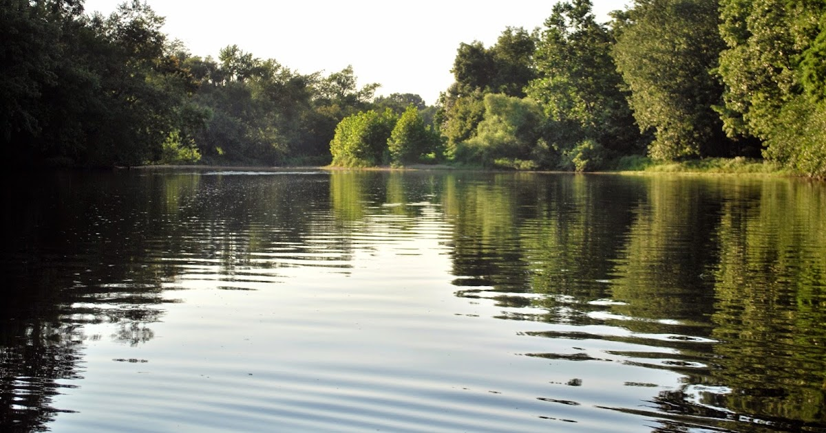 Litton 39 s fishing lines raritan river clean up efforts for Raritan river fishing