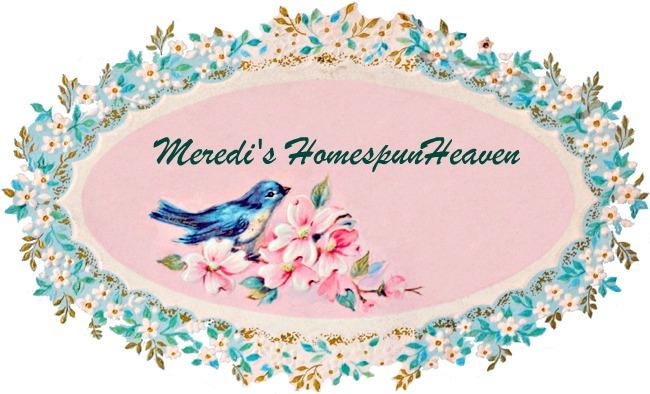 Meredi's HomespunHeaven