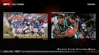 Xbox One - Split Screen
