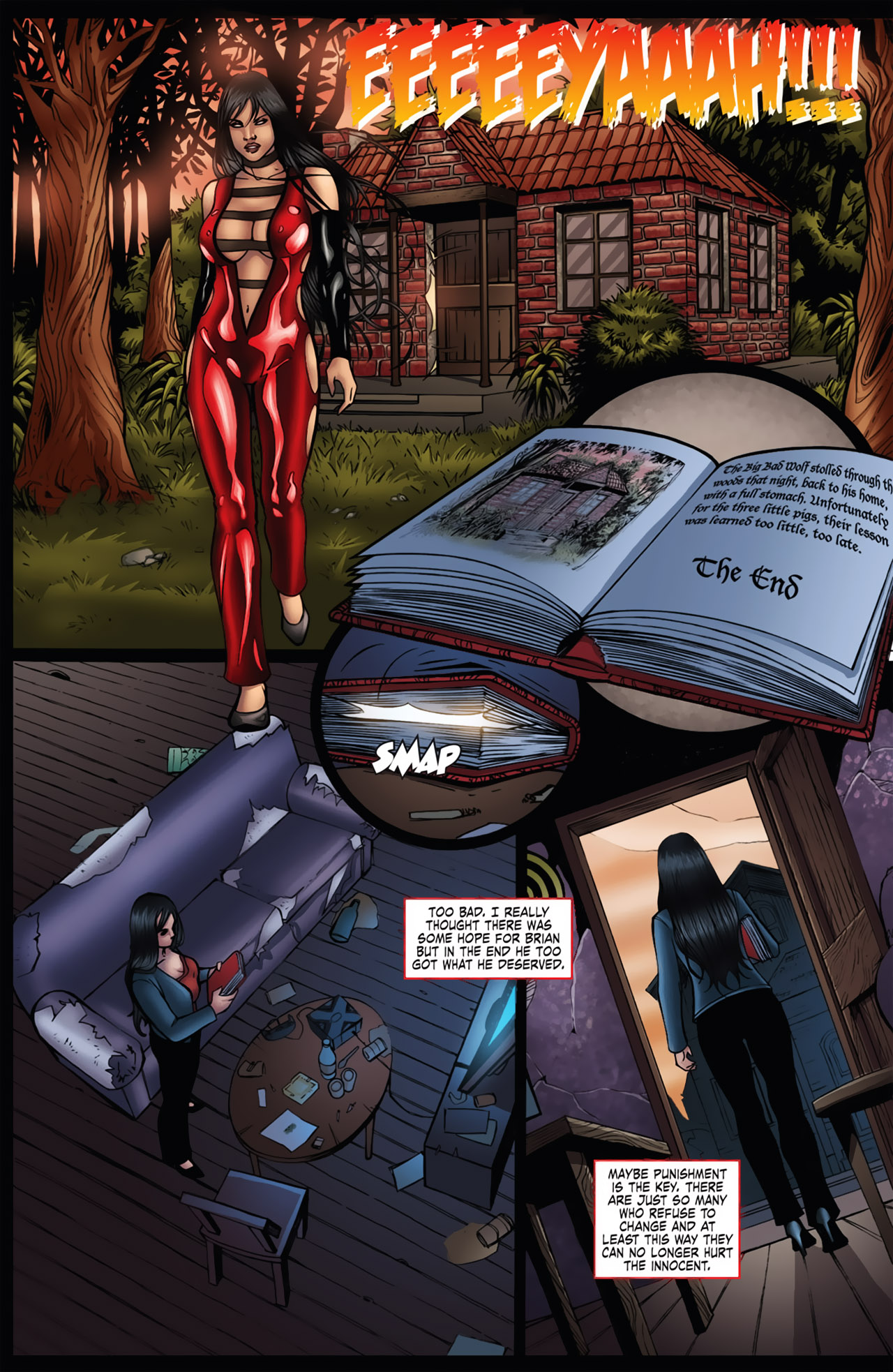 Grimm Fairy Tales (2005) Issue #15 #18 - English 23