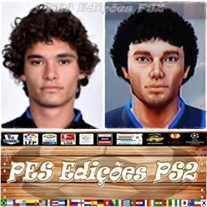 Dodô (Internazionale de Milano) PES PS2