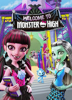 Monster High: Bienvenidos a Monster High (2016) (Monster High: Welcome to Monster High)