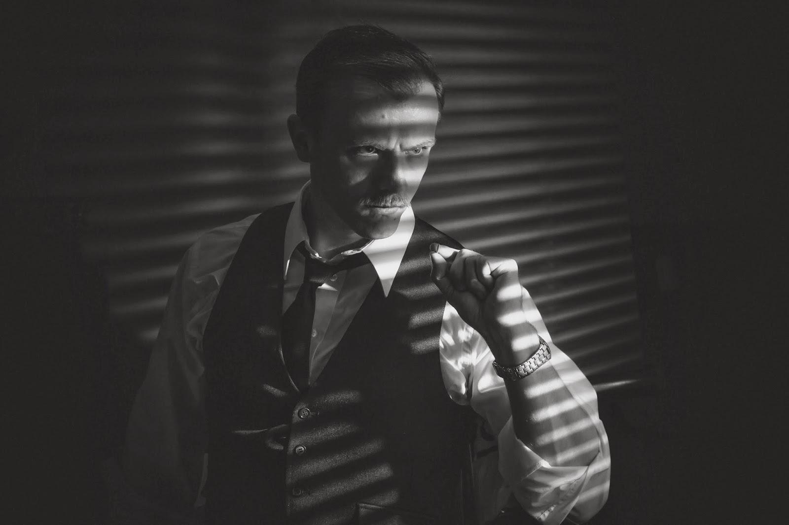 Venetian Blinds Film Noir