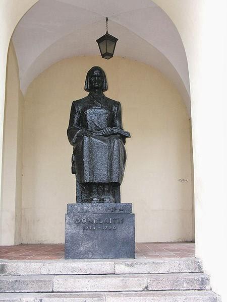 Le Blog de Gilles: Lituanie : il y a 300 ans naissait ...