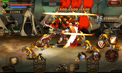 Download Temple Fight 2014 Mod Apk