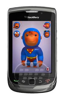 La perfecta aplicación para hablar, especialmente para compartir momentos con los niños. Talking Monkey: Pipa es un mono muy lindo basado en 3D, solamente con que lo toque, lo golpee, hablando con él y ver qué pasa. Características:1. Lindo, 4 geniales animaciones originales.2. Cada postura (feliz, un beso enojado, …), basado en 3D, se podría jugar sin problemas;3. Inteligente para repetir sus palabras;4. Todos los niños les encanta Pipa. ¿Cómo hacerle repetir sus palabras:En la parte inferior derecha, hay un icono de micrófono, la prensa, y cuando cambia a verde, por favor hable con él, y luego presione el icono