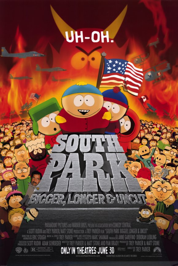 South Park: Bigger Longer & Uncut full movie