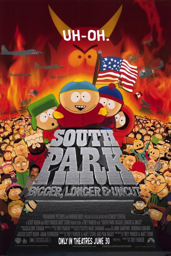 South Park: Bigger Longer & Uncut full movie