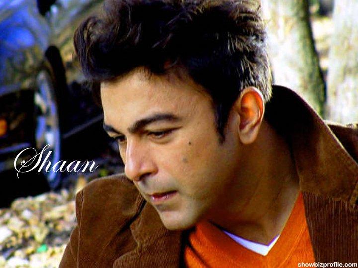Pakistani Actor, Director and Srtipt Writer Shaan Photos and Bio
