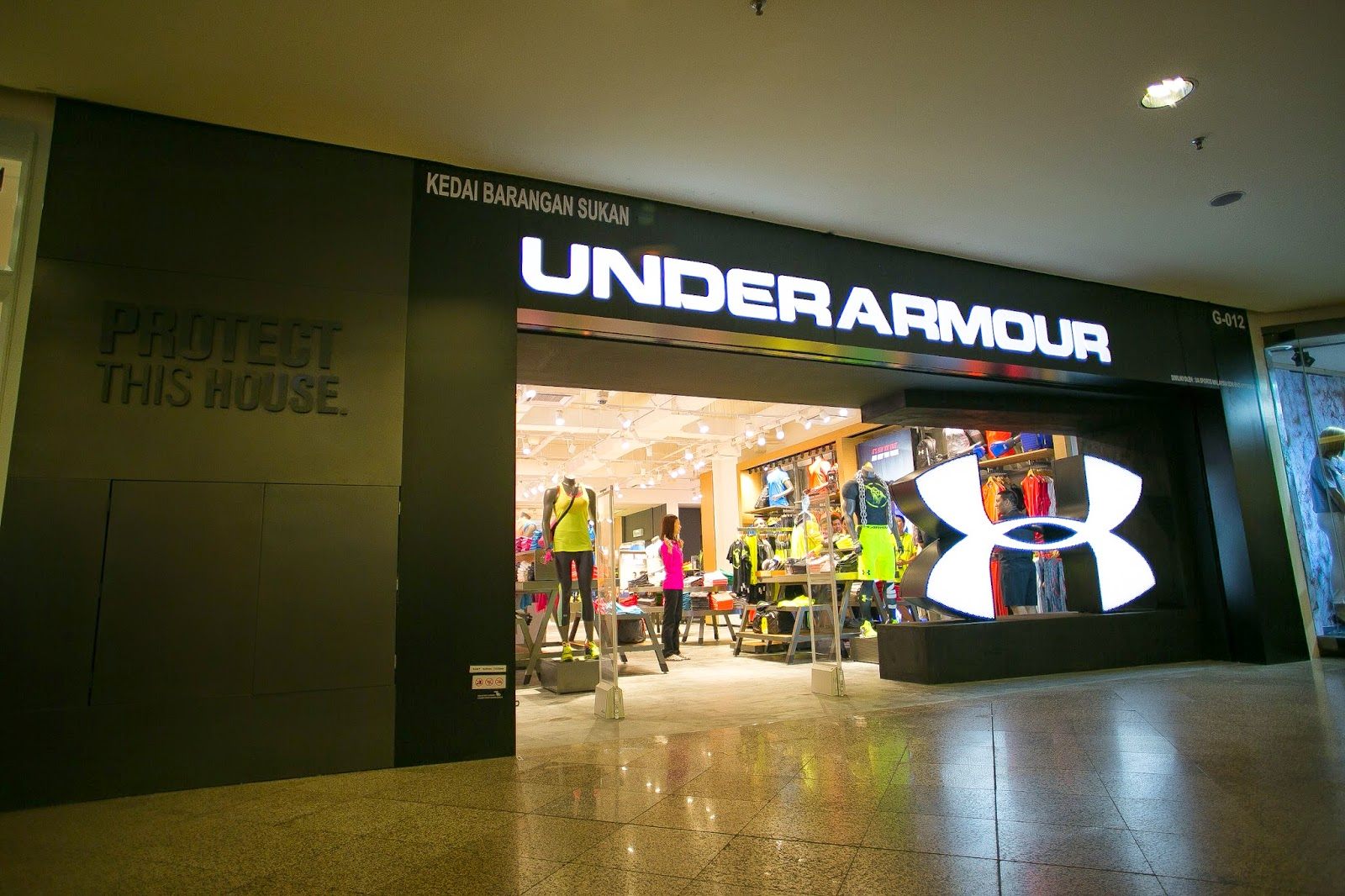 Delicieux Under Armour Outlet Malaysia