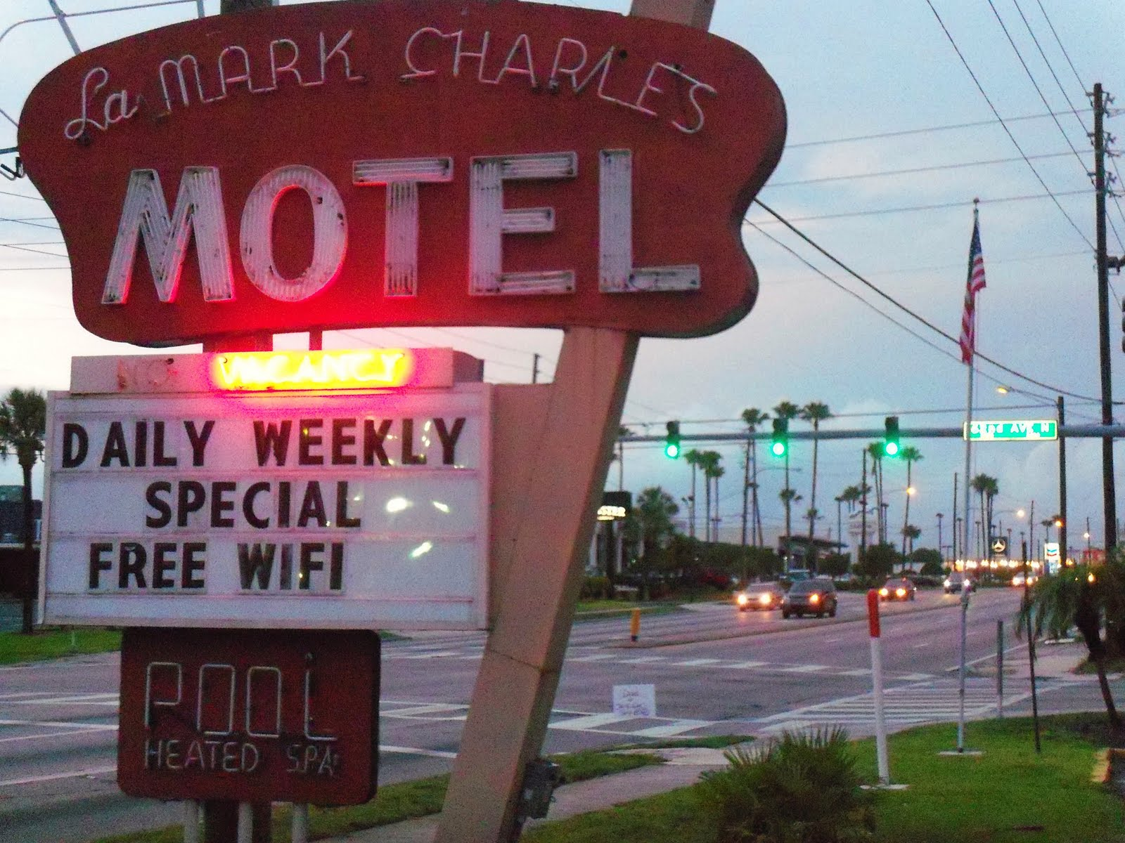 Motel in the Tampa Bay Area