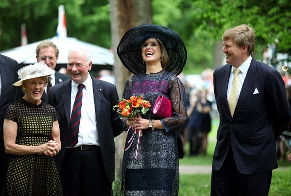 King Willem-Alexander and Queen Máxima of the Netherlands are in Ottawa as part of their three-day visit to Canada.