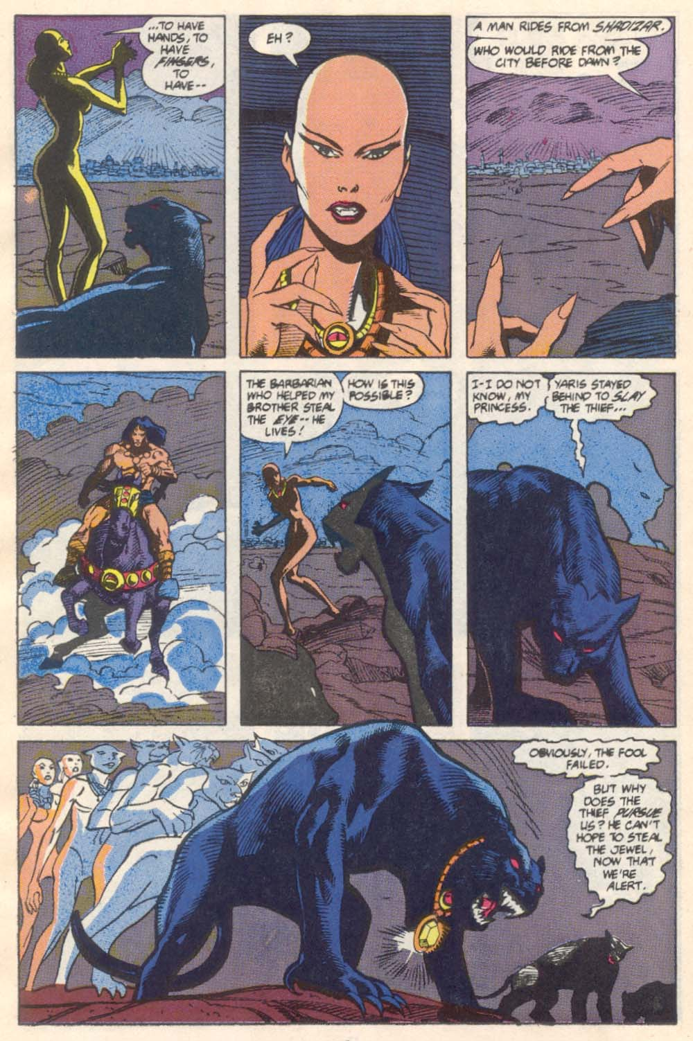 Conan the Barbarian (1970) Issue #227 #239 - English 15